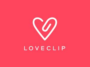 Loveclip Logo