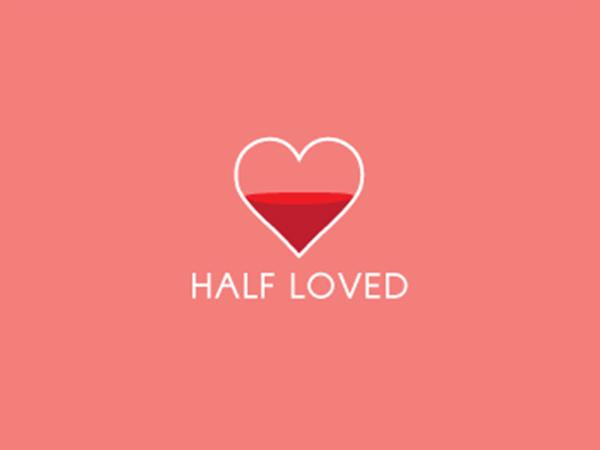 Half Loved Logo