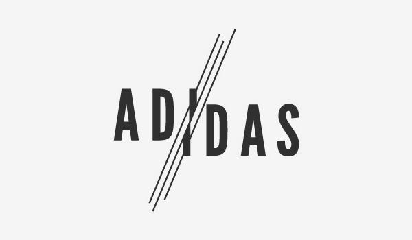 Adidas Hipster Logo