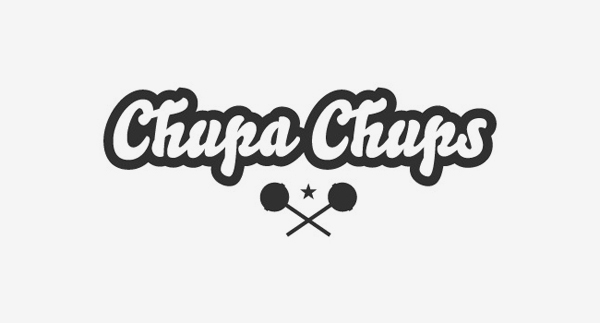 Chupa Chups Hipster Logo