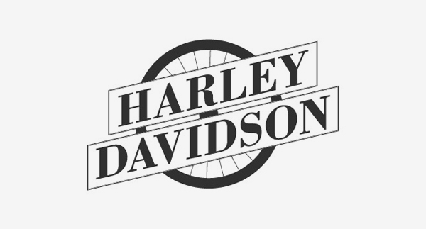 Harley Davidson Hipster Logo