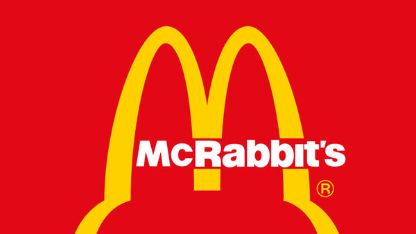 McDonald's Rabbit World Logo