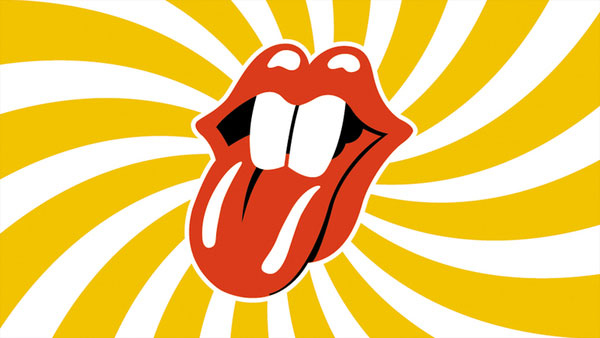 Rolling Stones Rabbit World Logo
