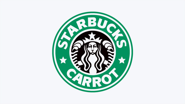 Starbucks Rabbit World Logo