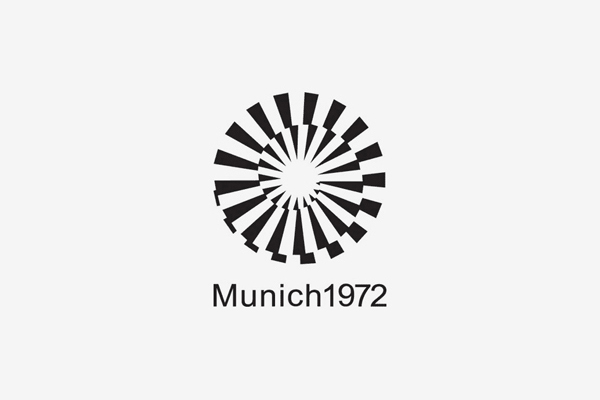 1972 Munich Summer Olympic Games Logo