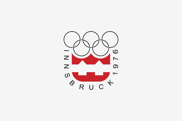 1976 Innsbruck Winter Olympic Games Logo