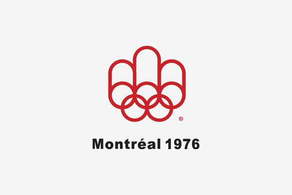 1976 Montreal Summer Olympic Games Logo