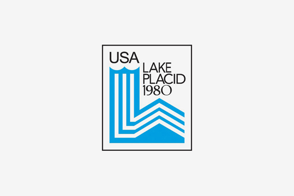 1980 Lake Placid Winter Olympic Games Logo