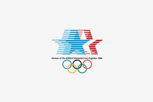 1984 Los Angeles Summer Olympic Games Logo