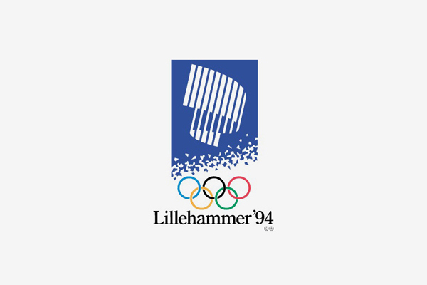 1994 Fillehammer Winter Olympic Games Logo
