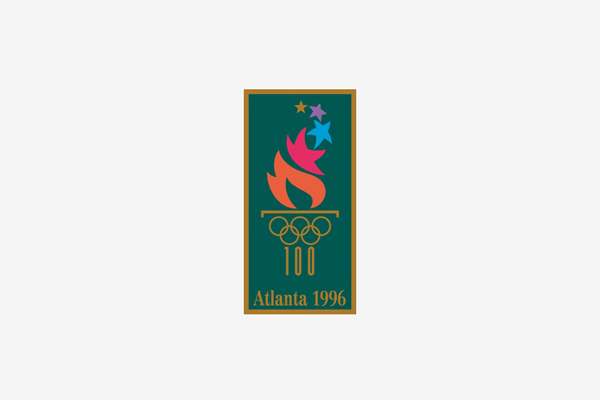 1996 Atlanta Summer Olympic Games Logo