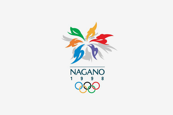 1998 Nagano Winter Olympic Games Logo