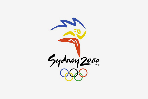2000 Sydney Summer Olympic Games Logo