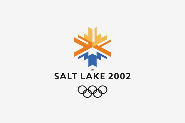 2002 Salt Lake City Winter Olympic Games Logo