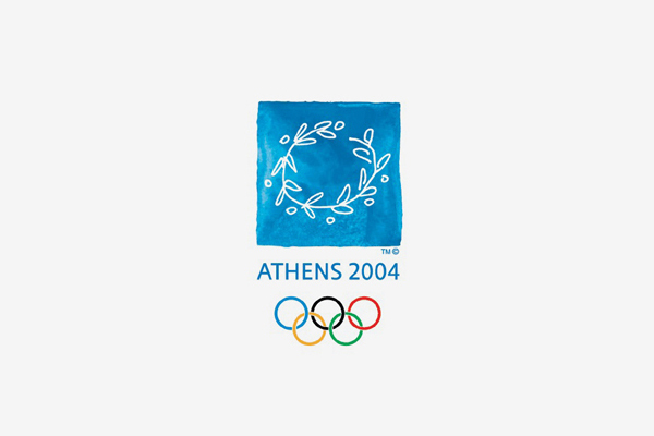 2004 Athens Summer Olympic Games Logo