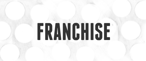 Franchise Font Preview