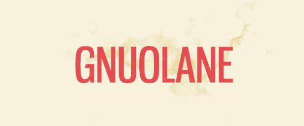 Gnuolane Font Preview