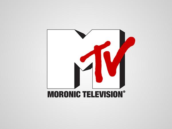 MTV Honest Logo by Viktor Hertz