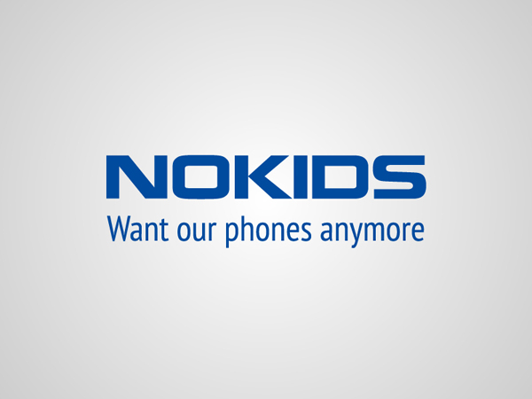 Nokia Honest Logo by Viktor Hertz