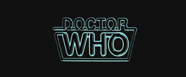 Doctor Who Logo 1980 to 1984