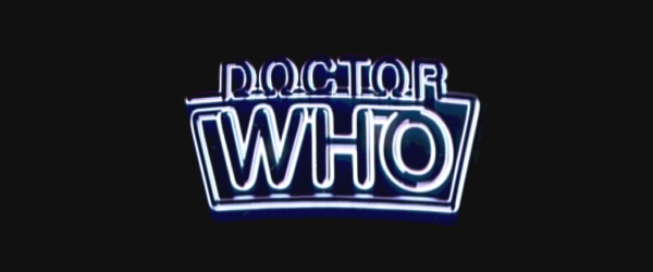 Doctor Who Logo 1984 to 1986