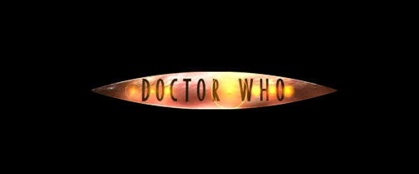 Doctor Who Logo 2005 to 2006