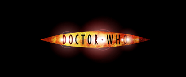 Doctor Who Logo 2007 to 2010