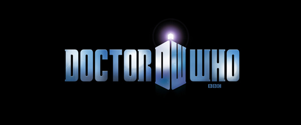 Doctor Who Logo 2010 Onwards