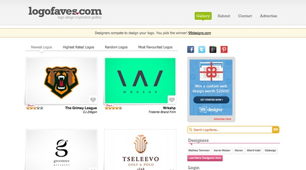 Logo Faves Logo Design Gallery