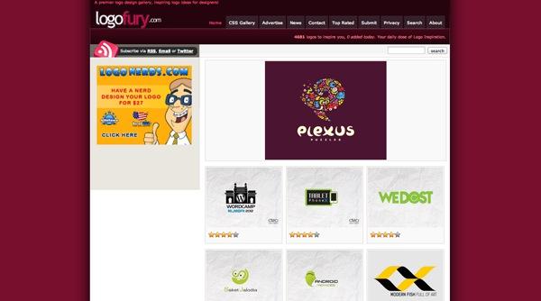 Logo Fury Logo Design Gallery