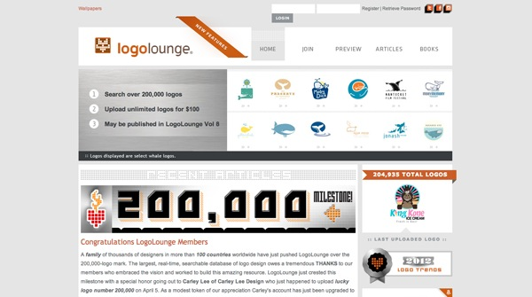 Logo Lounge Logo Design Gallery