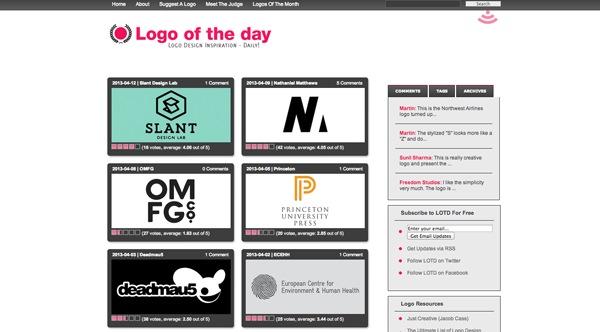 Logo of the Day Logo Design Gallery