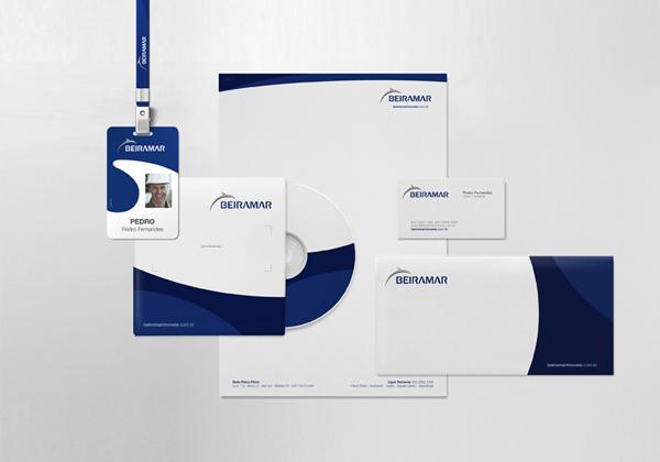 Beiramar Identity Design