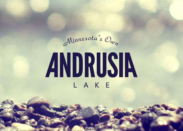 Andrusia Lake Logo