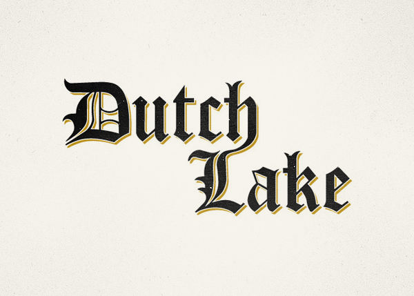 Dutch Lake Logo