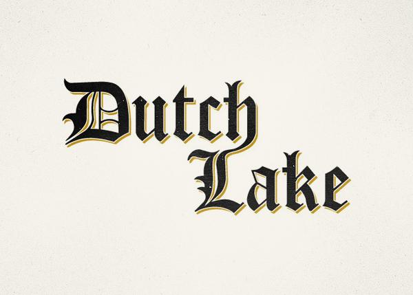 Dutch Lake Logo