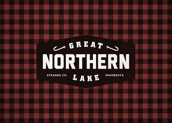 Great Northern Lake Logo