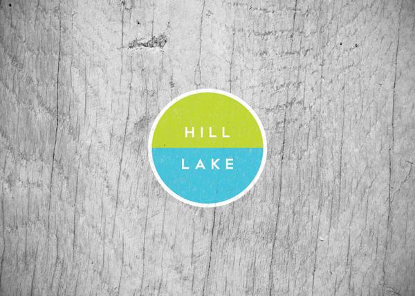 Hill Lake Logo