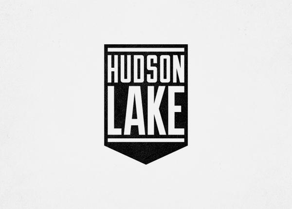 Hudson Lake Logo