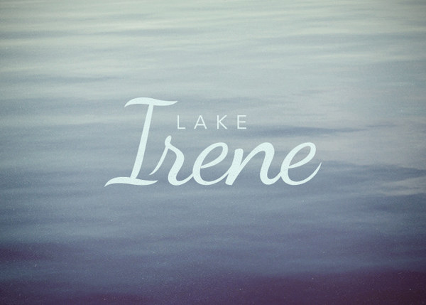 Lake Irene Logo
