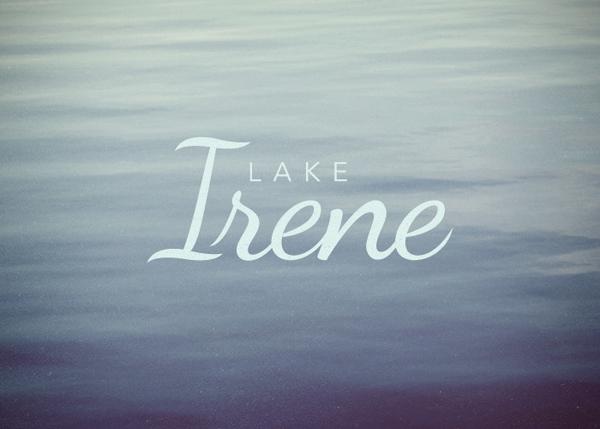 Lake Irene Logo