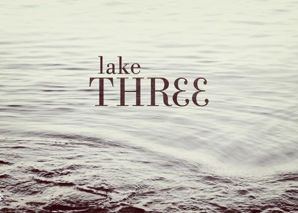 Lake Three Logo