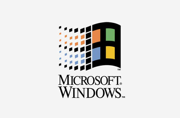 Microsoft Windows 3 Logo
