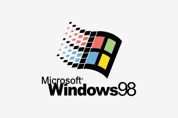 Microsoft Windows 98 Logo