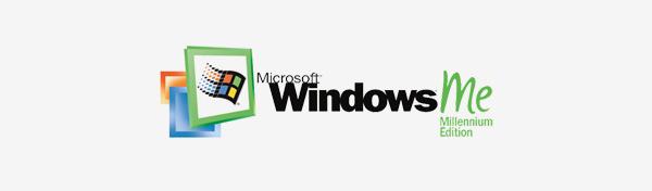 Microsoft Windows ME Logo