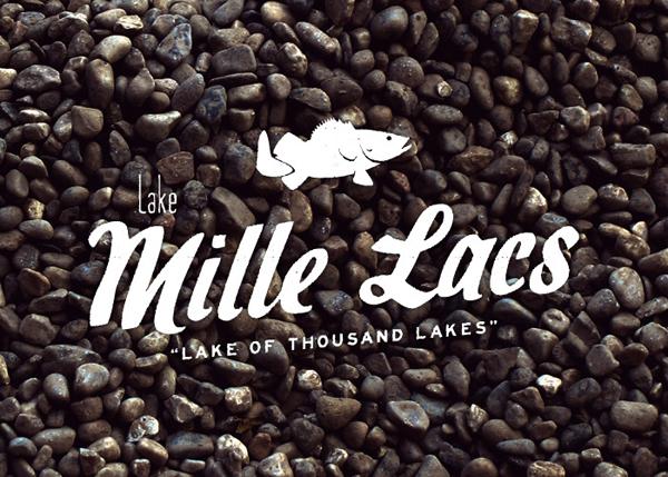 Mille Lacs Lake Logo