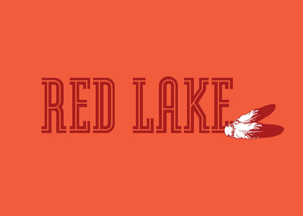 Red Lake Logo