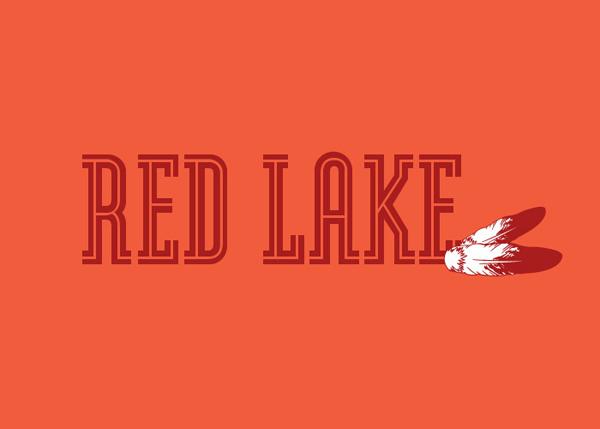 Red Lake Logo