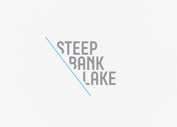 Steep Bank Lake Logo