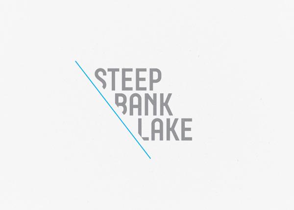 Steep Bank Lake Logo